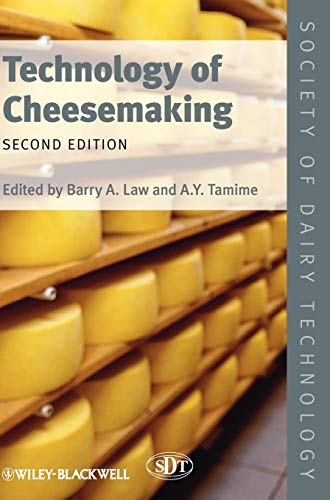 9781405182980: Technology of Cheesemaking