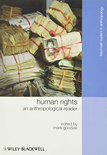 9781405183345: Human Rights: An Anthropological Reader