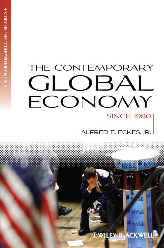 9781405183437: The Contemporary Global Economy: A History since 1980
