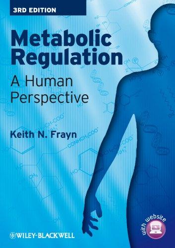 Metabolic Regulation: Frayn, Keith N.