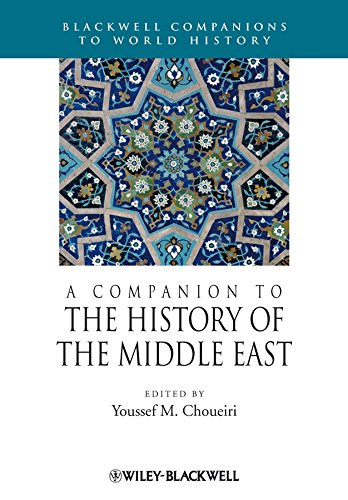 9781405183796: A Companion to the History of the Middle East