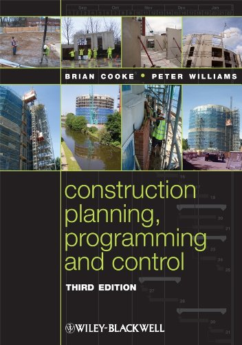9781405183802: Construction Planning, Programming and Control