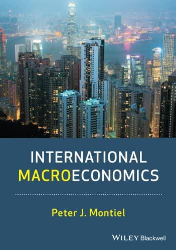 9781405183864: International Macroeconomics