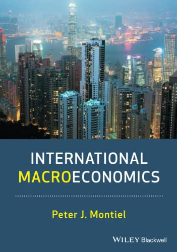 International Macroeconomics: Montiel, Peter J.