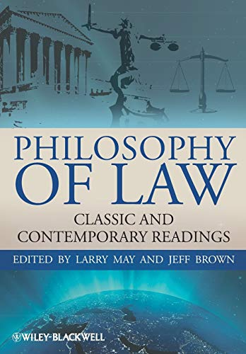 9781405183871: Philosophy of Law: Classic and Contemporary Readings (Blackwell Philosophy Anthologies)