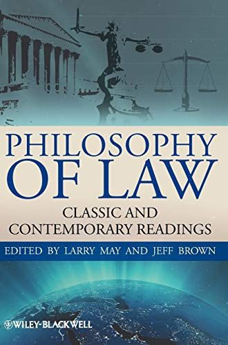 9781405183888: Philosophy Law: Classic and Contemporary Readings (Blackwell Philosophy Anthologies)