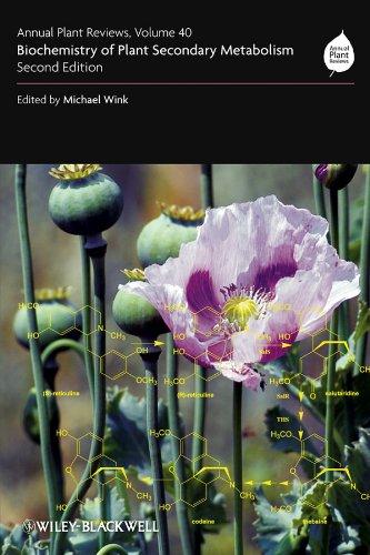9781405183970: Annual Plant Reviews, Biochemistry of Plant Secondary Metabolism (Volume 40, 2)