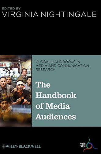 9781405184182: The Handbook of Media Audiences