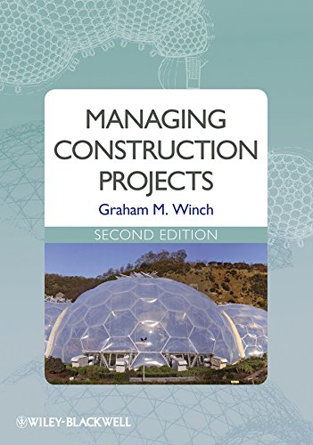 9781405184571: Managing Construction Projects