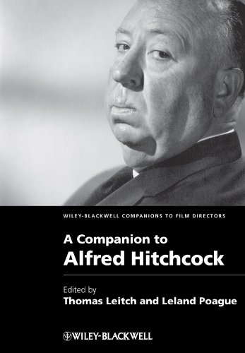 9781405185387: A Companion to Alfred Hitchcock