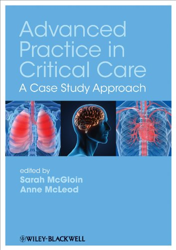 9781405185653: Advanced Practice in Critical Care: A Case Study Approach