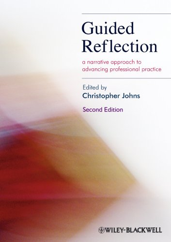 9781405185684: Guided Reflection: A Narrative Approach to Advancing Professional Practice