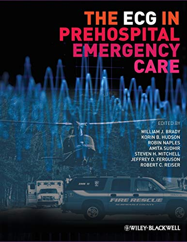 9781405185776: The ECG in Prehospital Emergency Care