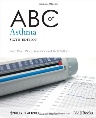 9781405185967: ABC of Asthma (ABC Series)