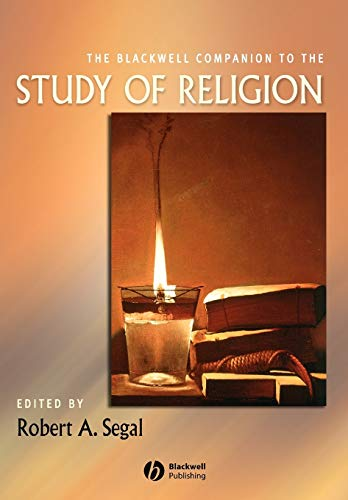 9781405185981: The Blackwell Companion to the Study of Religion