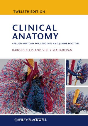 9781405186179: Clinical Anatomy: Applied Anatomy for Students and Junior Doctors