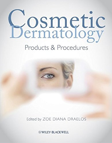 9781405186353: Cosmetic Dermatology: Products and Procedures