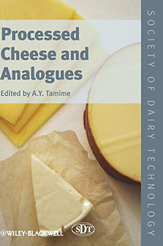 Processed Cheese and Analogues: Adnan Y. Tamime