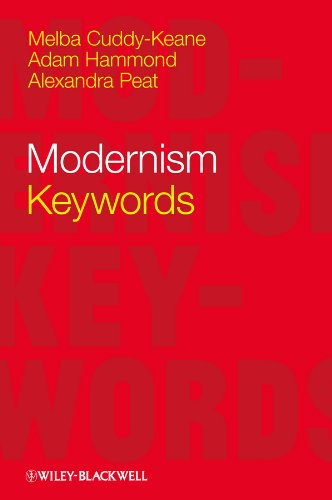Modernism: Keywords (Keywords in Literature and Culture): Cuddy-Keane, Melba; Hammond, Adam; Peat, ...