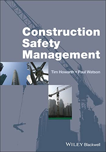 9781405186605: Construction Safety Management