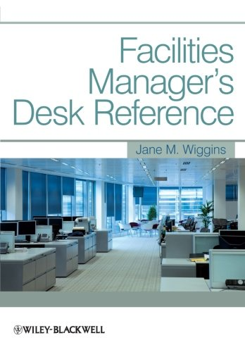 9781405186612: Facilities Manager's Desk Reference