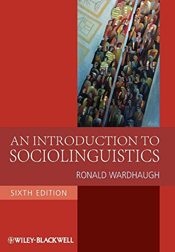 9781405186681: An Introduction to Sociolinguistics