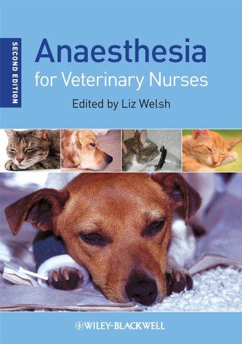 9781405186735: Anaesthesia for Veterinary Nurses