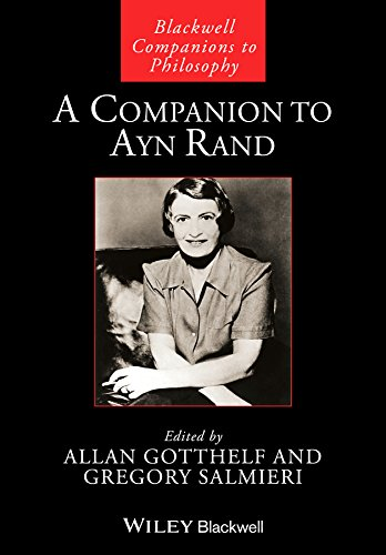 9781405186841: A Companion to Ayn Rand: A Companion to Her Works and Thought (Blackwell Companions to Philosophy)