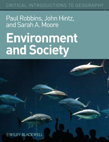 9781405187619: Environment and Society: A Critical Introduction