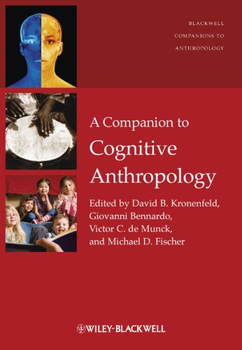 9781405187787: A Companion to Cognitive Anthropology