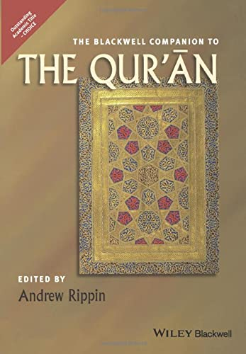 9781405188203: The Blackwell Companion to the Qur'an