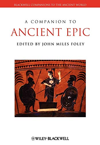 9781405188388: A Companion to Ancient Epic