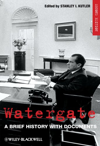 9781405188487: Watergate: A Brief History with Documents