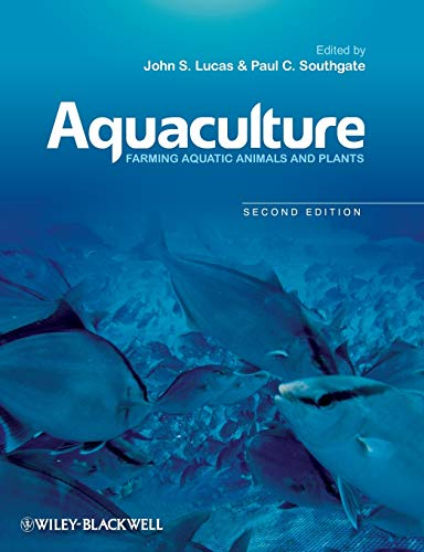 9781405188586: Aquaculture: Farming Aquatic Animals and Plants
