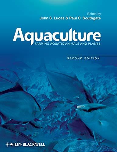 9781405188586: Aquaculture: Farming Aquatic Animals and Plants