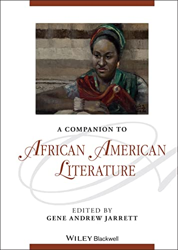9781405188623: A Companion to African American Literature