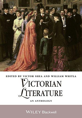 9781405188654: Victorian Literature: An Anthology (Blackwell Anthologies)