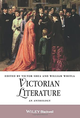 9781405188746: Victorian Literature: An Anthology (Blackwell Anthologies)