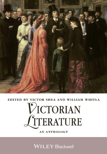 9781405188746: Victorian Literature: An Anthology (Blackwell Anthologies)