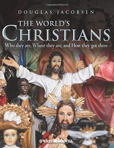 9781405188876: The World's Christians: Who they are, Where they are, and How they got there