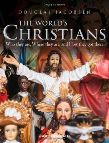 9781405188890: The World's Christians: Who they are, Where they are, and How they got there