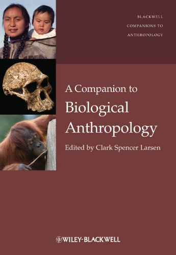 9781405189002: A Companion to Biological Anthropology