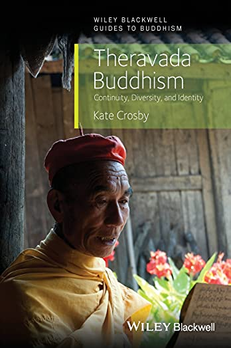 9781405189064: Theravada Buddhism: Continuity, Diversity, and Identity