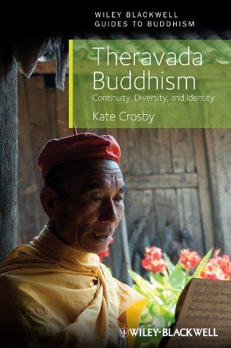 9781405189071: Theravada Buddhism: Continuity, Diversity, and Identity