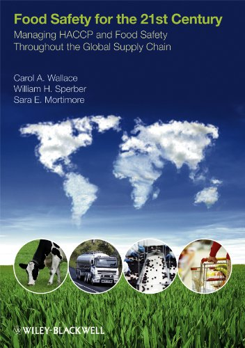 9781405189118: Food Safety for the 21st Century: Managing HACCP and Food Safety throughout the Global Supply Chain
