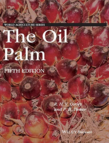 9781405189392: The Oil Palm (World Agriculture Series)