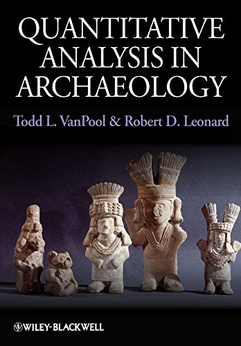 9781405189514: Quantitative Analysis in Archaeology