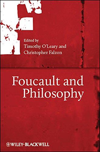 9781405189606: Foucault and Philosophy
