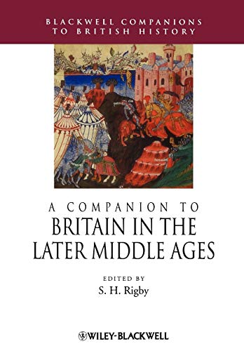 9781405189736: A Companion to Britain in the Later Middle Ages