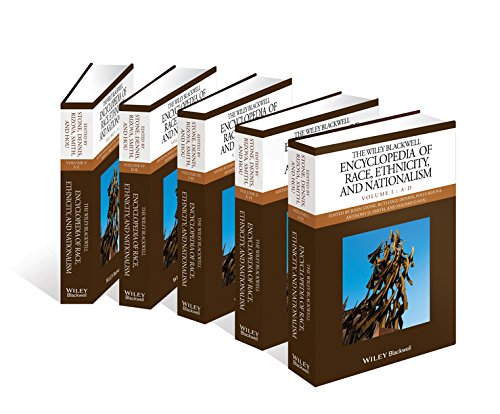 The Wiley-Blackwell Encyclopedia of Race, Ethnicity and Nationalism (Hardback)